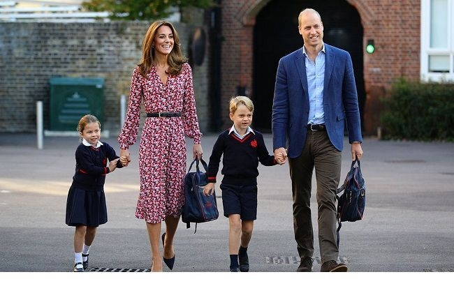 Принц Уильям и Кейт рассказали, как живут в изоляции (ВИДЕО) - фото №1