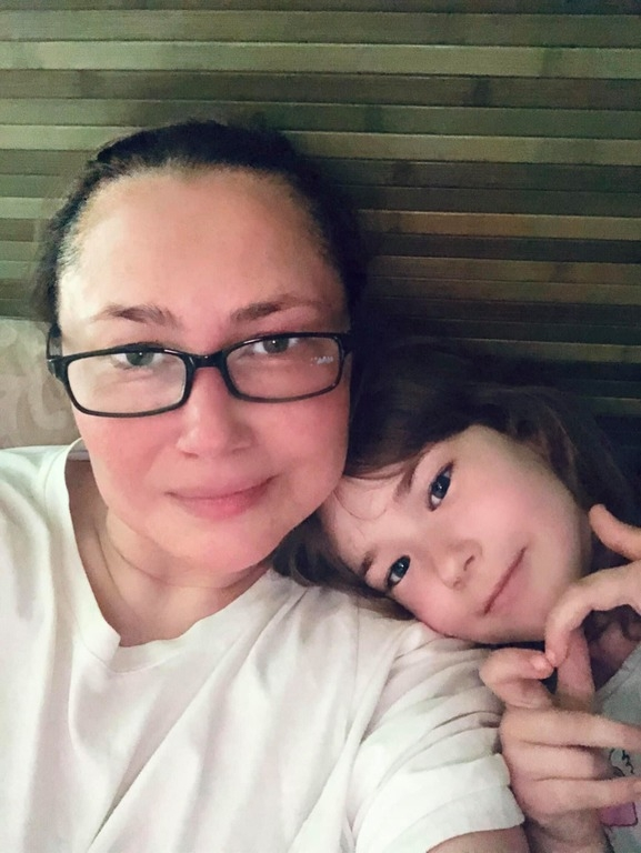 Алена Мозговая сообщила о подозрении на серьезную болезнь - фото №1