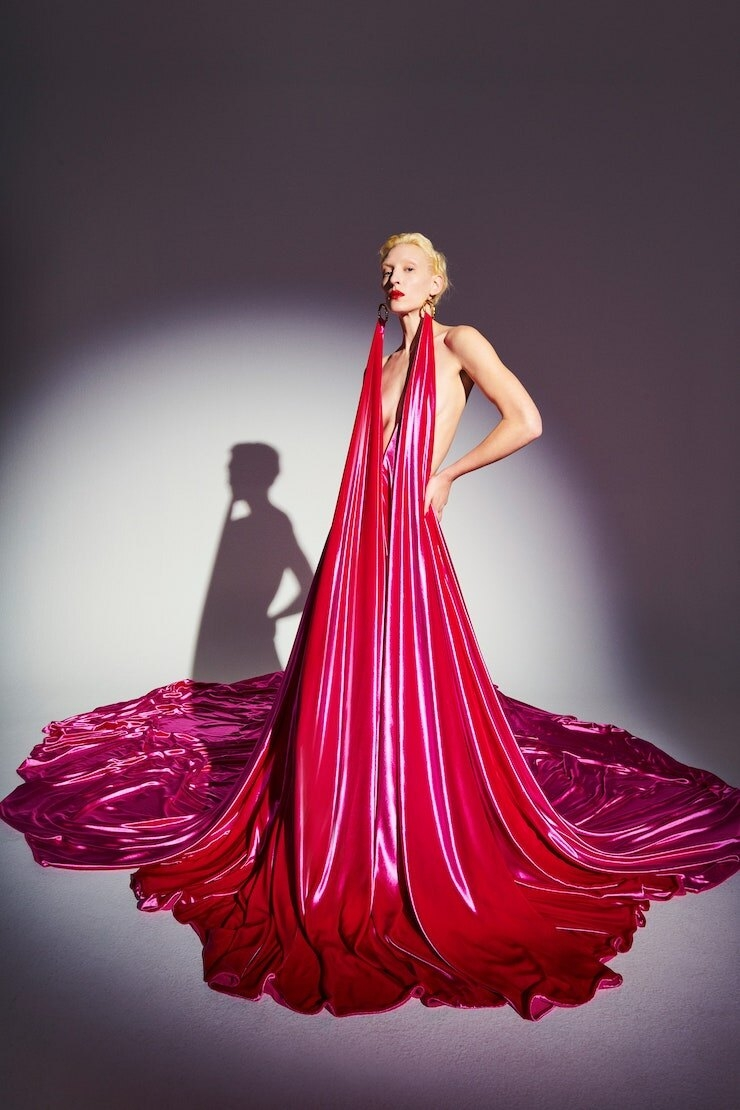 231 секунда высокой моды: обзор новой коллекции Schiaparelli Haute Couture (ФОТО+ВИДЕО) - фото №3