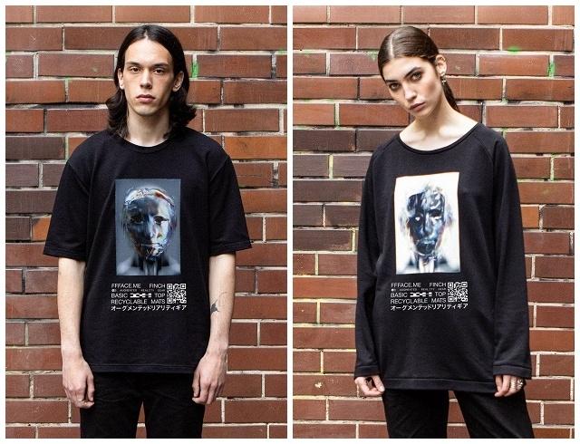 FINCH x FFFACE представили коллекцию первой цифровой одежды: как это работает (ВИДЕО) - фото №1