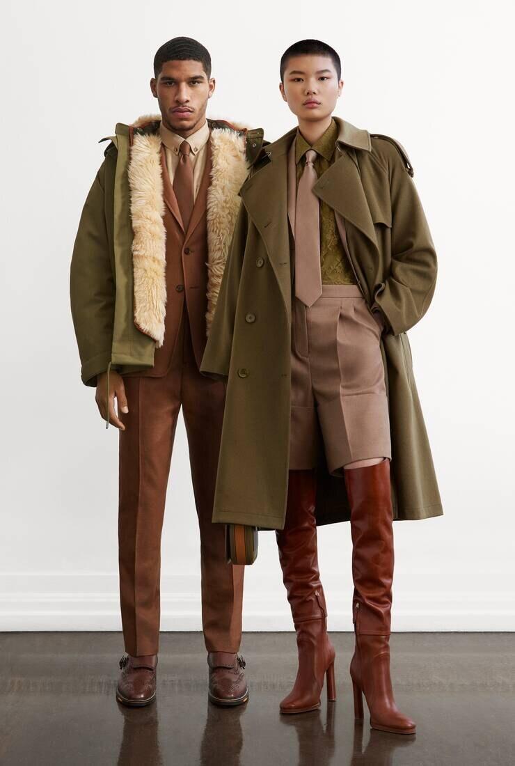 Романтика и практичность: обзор новой коллекции Burberry Pre-Fall 2021 (ФОТО) - фото №1