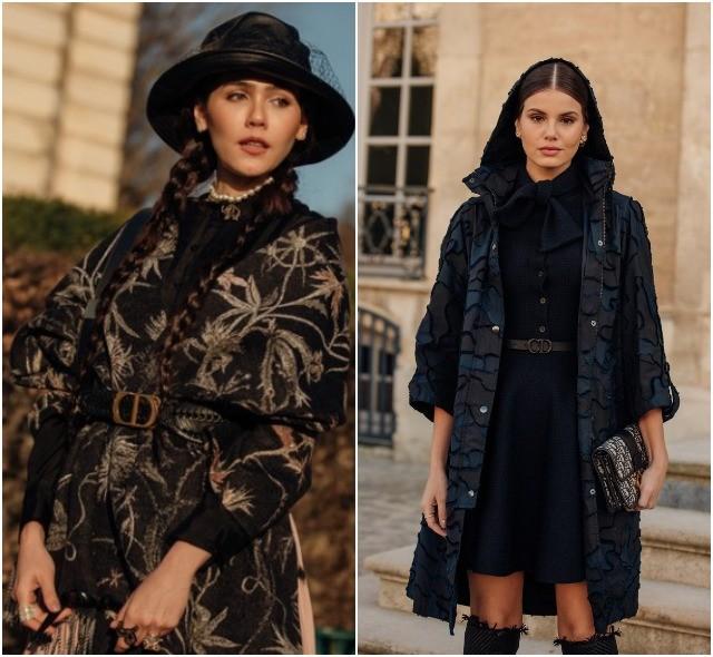 Стритстайл на Неделе высокой моды в Париже: как носить кутюр каждый день - фото №10