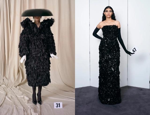 Неделя высокой моды в Париже: рассматриваем коллекции Armani, Jean Paul Gaultier и дургих диазйеров - фото №9