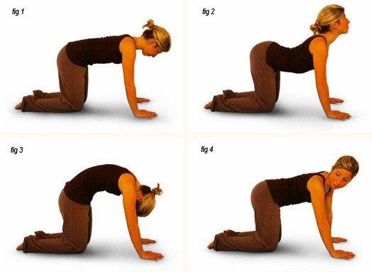 Йога для спины: 8 упражнений, с которыми вы навсегда забудете о болях в спине - фото №7