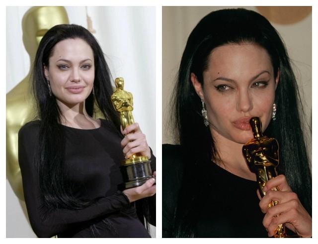 Beauty-эволюция: как менялась внешность Анджелины Джоли (ФОТО) - фото №3