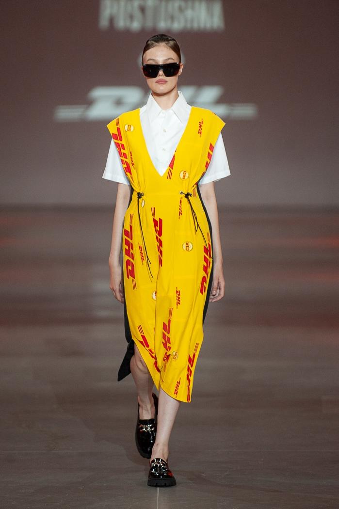 Униформа, яркие цвета и женственность: какие тренды показали молодые дизайнеры на UFW (ФОТО) - фото №2