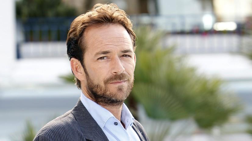 Люк Перри сын Джек: личная жизнь актера Беверли-Хиллз 90210  (ФОТО)