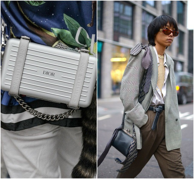 Мужская неделя моды в Лондоне: лучшие стритстайл-образы (ФОТО) - фото №23
