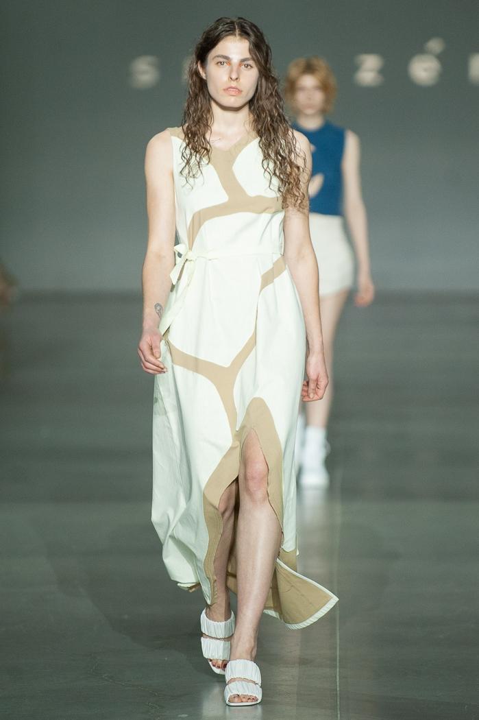 Новое поколение моды: знакомимся с молодыми дизайнерами, которые представили свои коллекции в рамках Ukrainian Fashion Week noseason sept 2021 - фото №4
