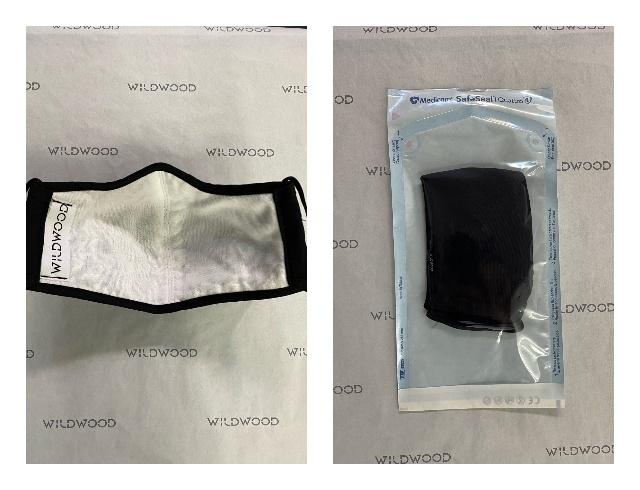 Fashion-помощь: украинский бренд Wildwood отшивает защитные маски для всех желающих - фото №1