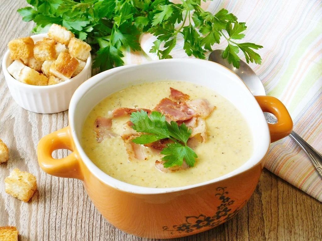 гороховый суп рецепты