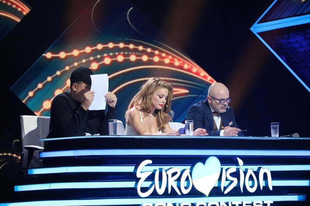 второй полуфинал нацотбора на евровидение 2020