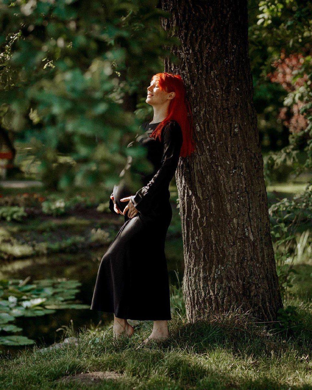 Светлана Тарабарова беременна фото