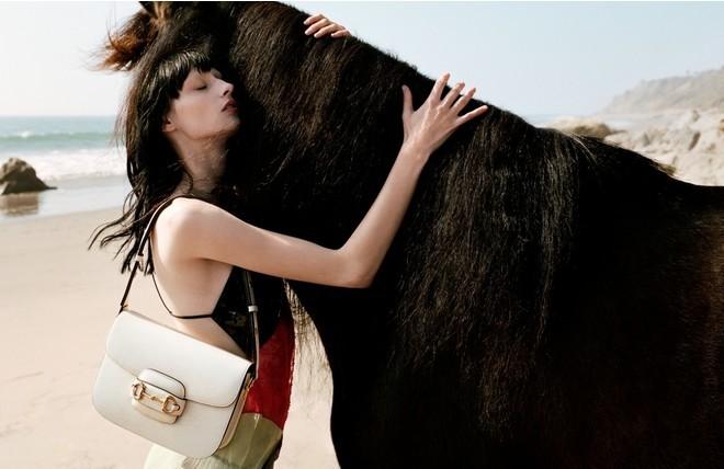 Главные герои новой компании Gucci ... лошади (ФОТО) - фото №6