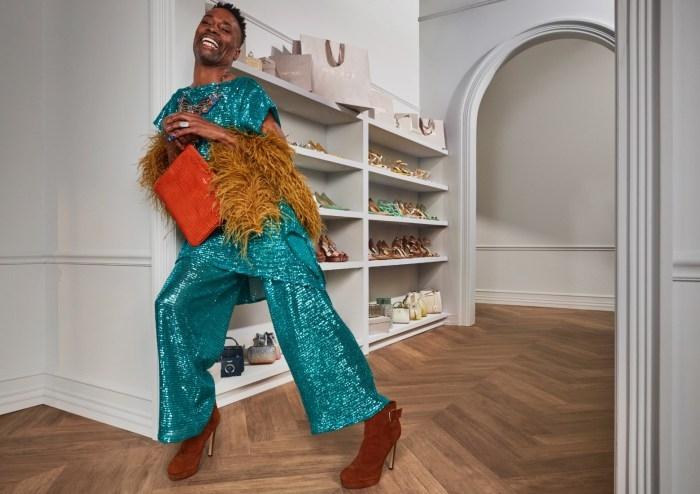 Билли Портер и Jimmy Choo выпустили первую совместную коллекцию обуви (ФОТО) - фото №2