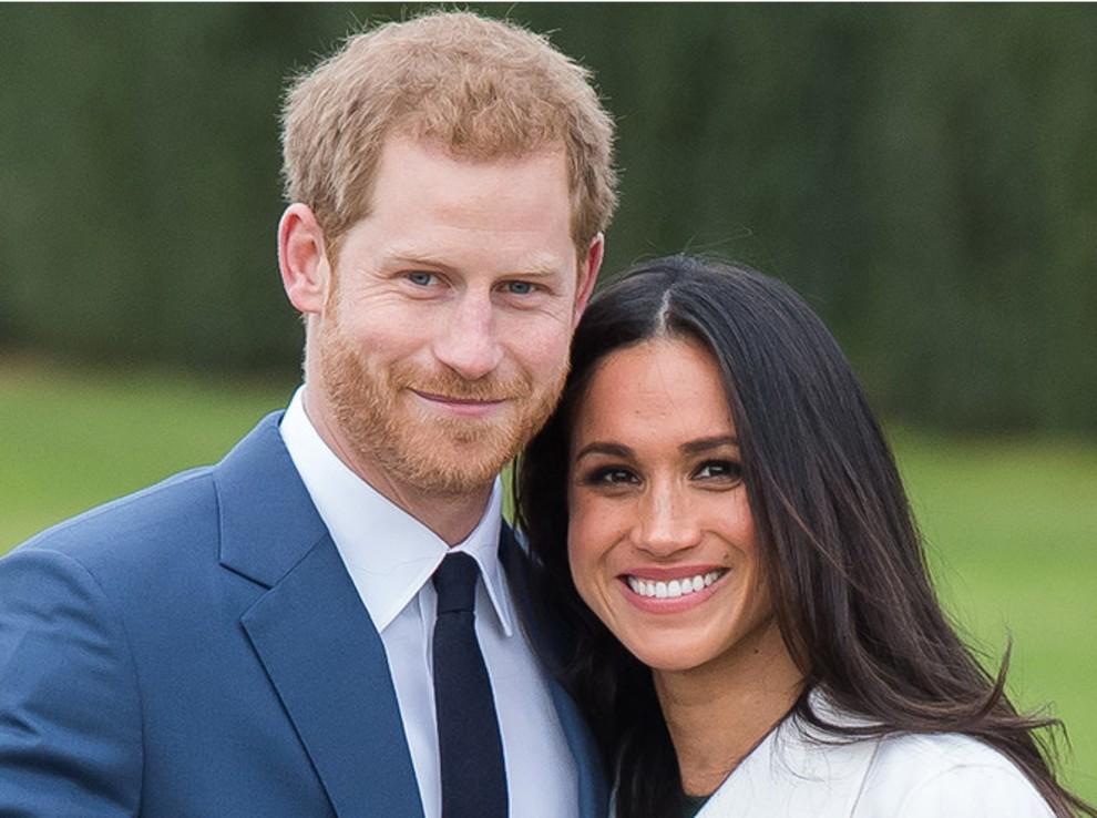 Герцог и герцогиня Сассексские