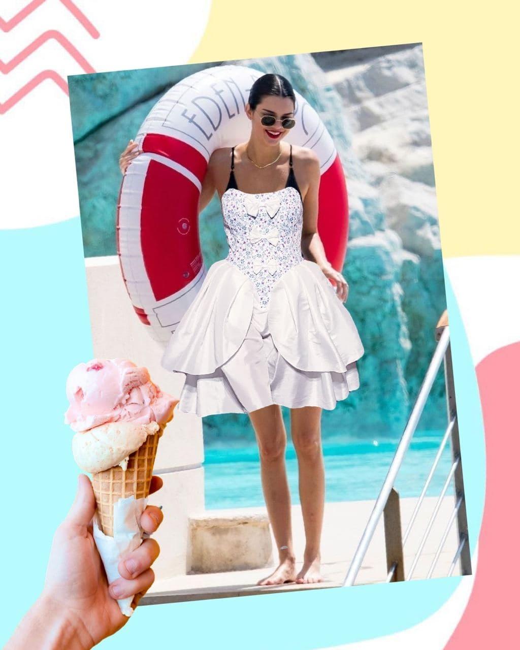 Звездный флешмоб: дизайнер Дарья Донец в шутку примерила свои наряды на мировых знаменитостях (ФОТО) - фото №5