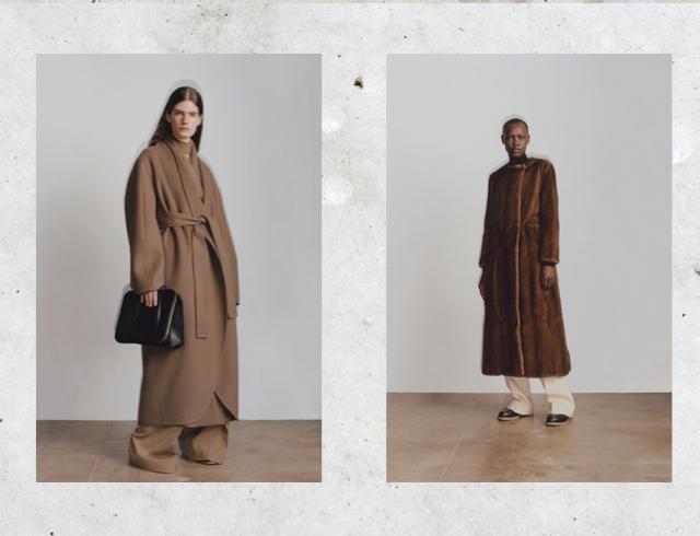 Знаменитые близнецы: Мэри-Кейт и Эшли Олсен представили новую коллекцию своего бренда The Row. - фото №3