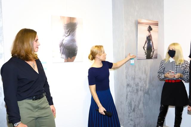 Белорусская фотохудожница Нина Тарашкевич презентовала в Киеве свою выставку - фото №2