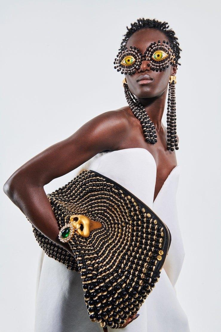 231 секунда высокой моды: обзор новой коллекции Schiaparelli Haute Couture (ФОТО+ВИДЕО) - фото №1