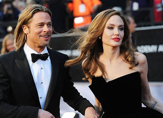 Дети Анджелины Джоли и Брэда Питта могут дать показания против отца - фото №1