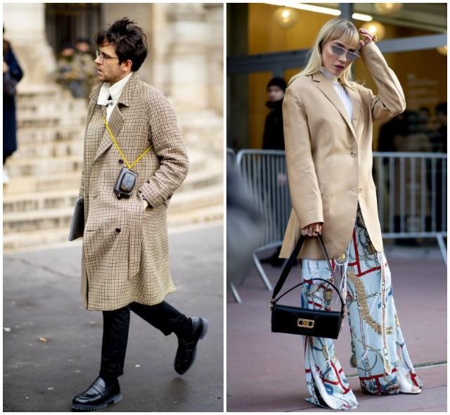 Что носят в Париже: стритстайл-образы гостей французской мужской Недели моды - фото №28