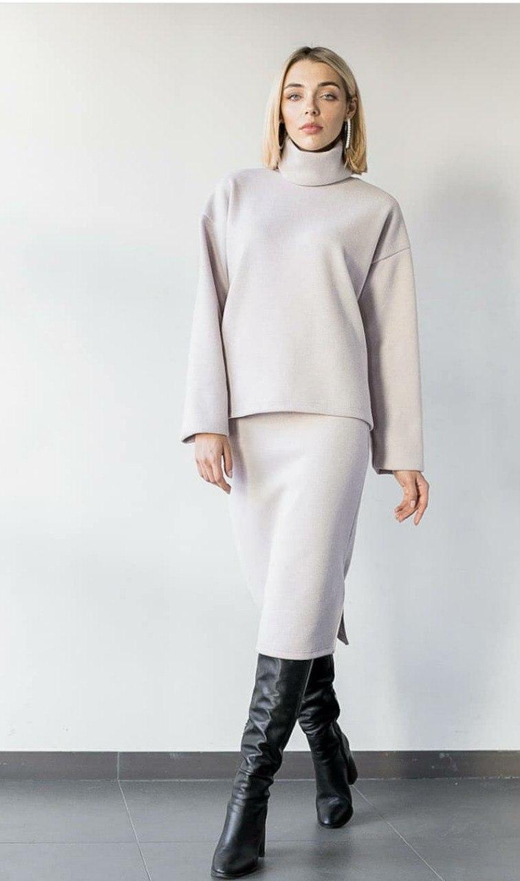 базовый гардероб на зиму 2020