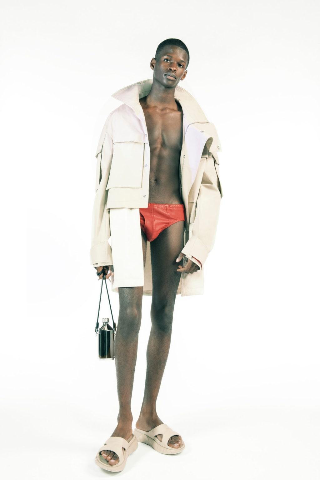Дебют Мэтью Уильямса и пример безупречного стиля. Почему все обсуждают новую коллекцию Givenchy (ФОТО) - фото №2