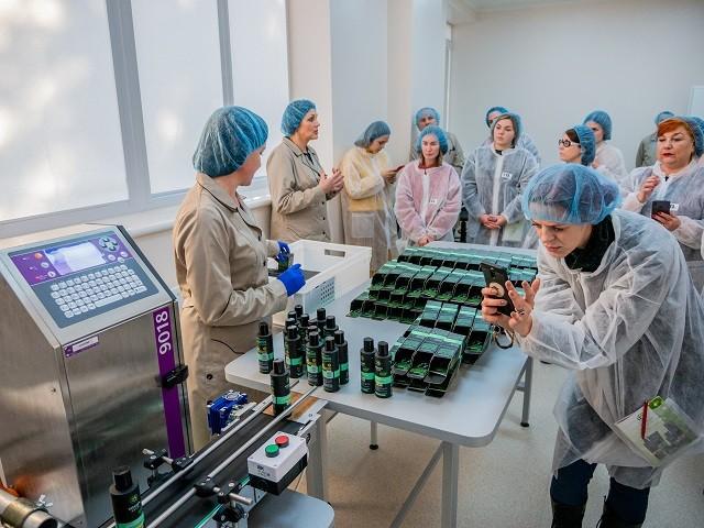 Витамин клаб: производство