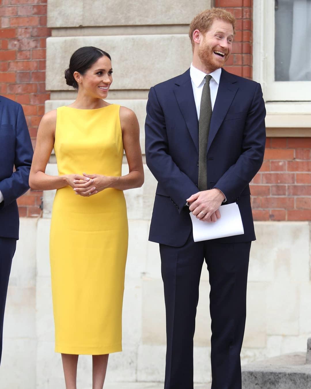 СМИ: Меган Маркл и принц Гарри планируют крестить дочь в Виндзоре - фото №2