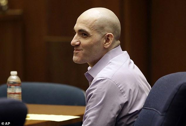 """В США """"голливудского потрошителя"""", убившего девушку актера Эштона Катчера, приговорили к смертной казни - фото №1"""