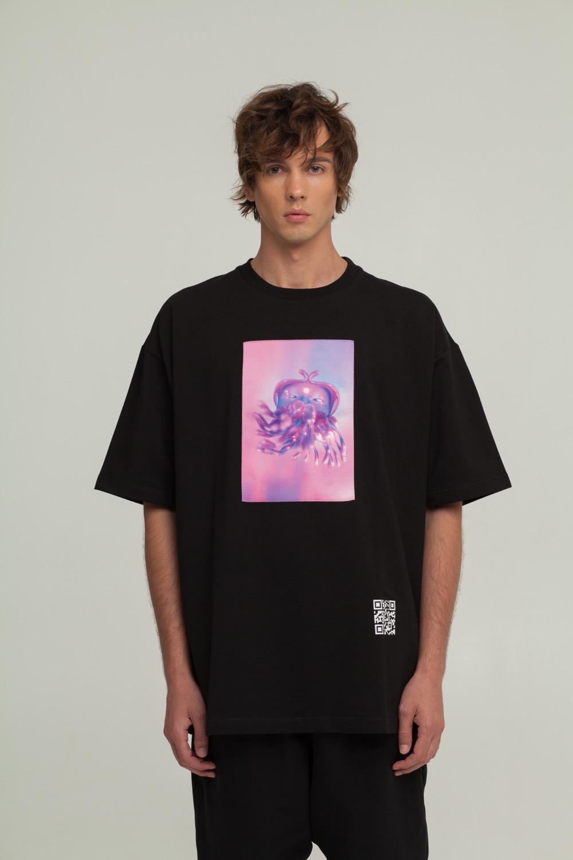 Переход моды в цифровую плоскость: FFFACE.ME x FINCH запустили AR-коллекцию в коллаборации с 7 международными художниками - фото №4