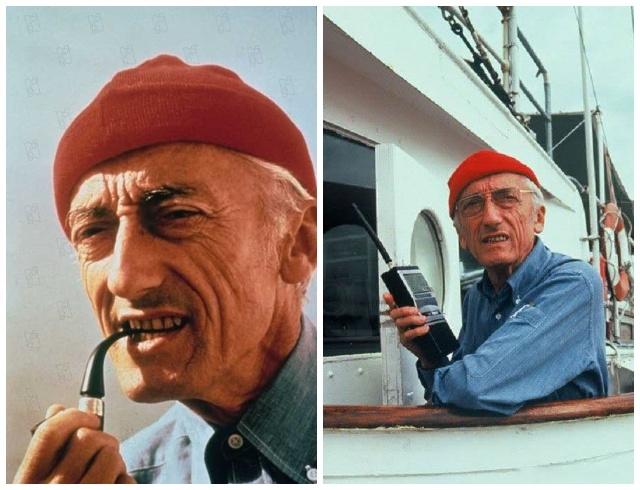 Жа-ИвКусто отмечает день рождения: как легендарный мореплаватель ввел моду на шапки? - фото №2