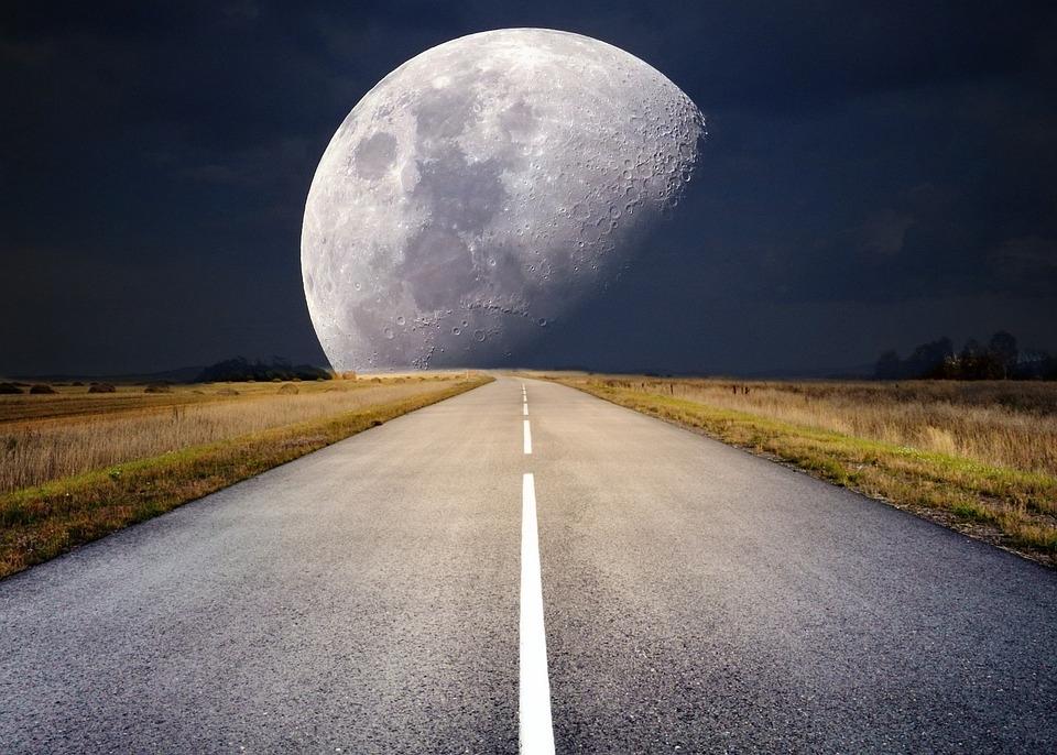 фазы луны в марте 2020