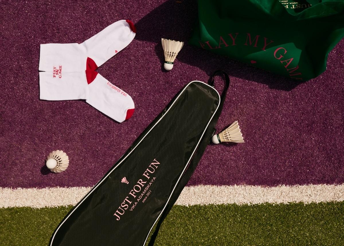 В этом мире побеждает любовь: бренд VIKA ADAMSKAYA представил новую коллекцию стильной спортивной одежды (ФОТО) - фото №6