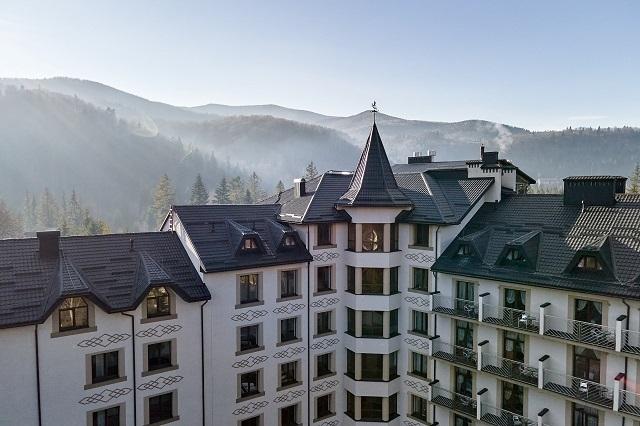 Романтік спа готель