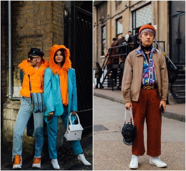 Мужская неделя моды в Лондоне: лучшие стритстайл-образы (ФОТО) - фото №3