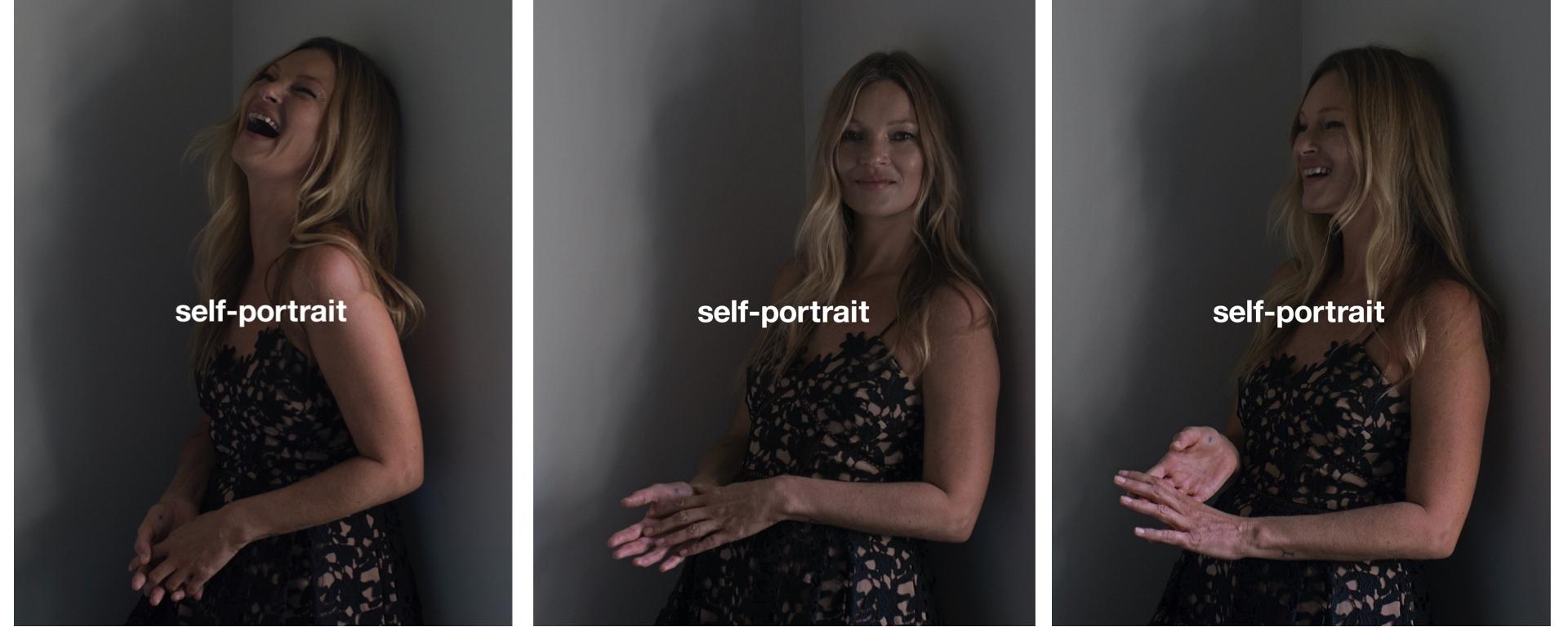 Кейт Мосс стала главной героиней рекламной кампании Self-Portrait (ФОТО) - фото №2