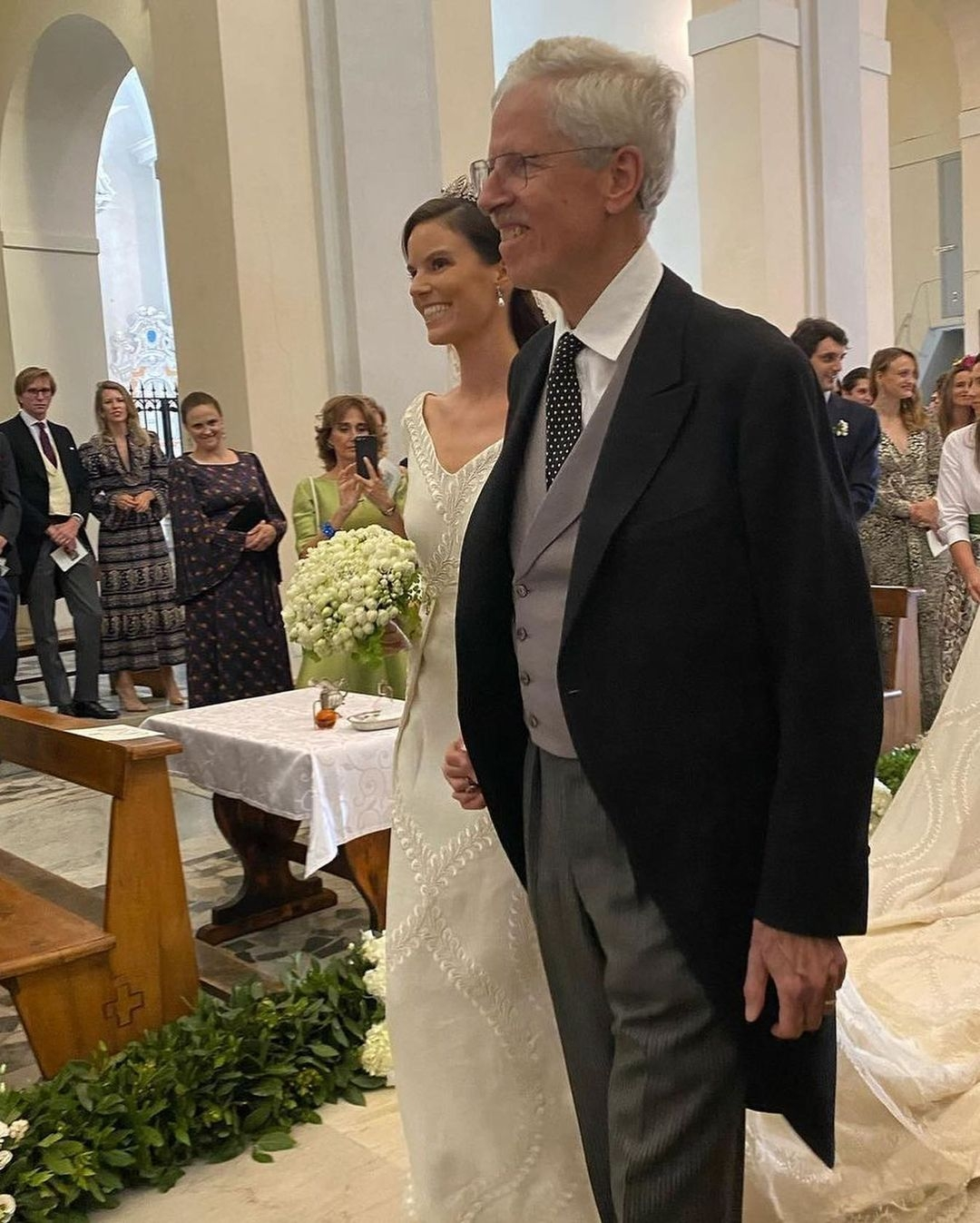 Мария Астрид вышла замуж