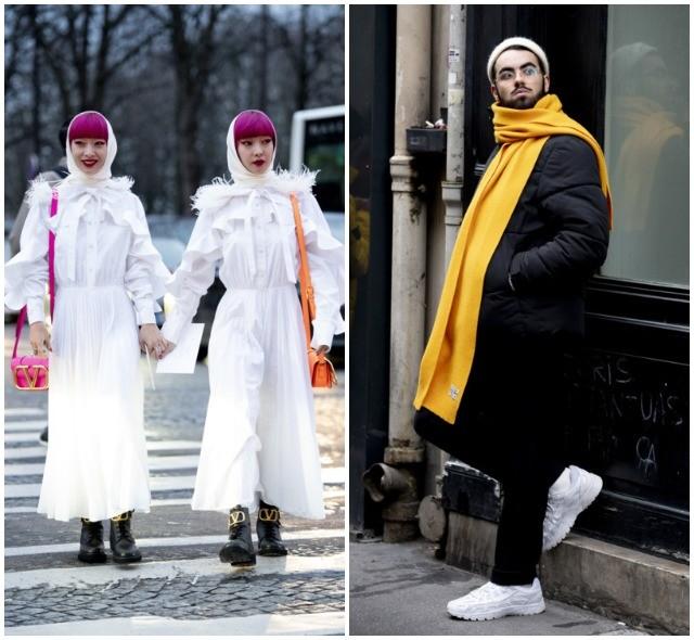 Что носят в Париже: стритстайл-образы гостей французской мужской Недели моды - фото №15