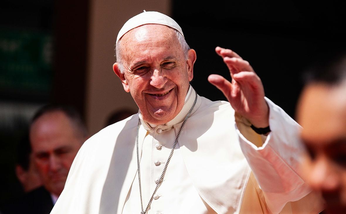 папа римский операция
