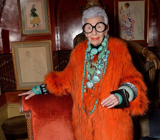 Айрис Апфель — 100 лет: что нужно знать о самой яркой иконе стиля - фото №3