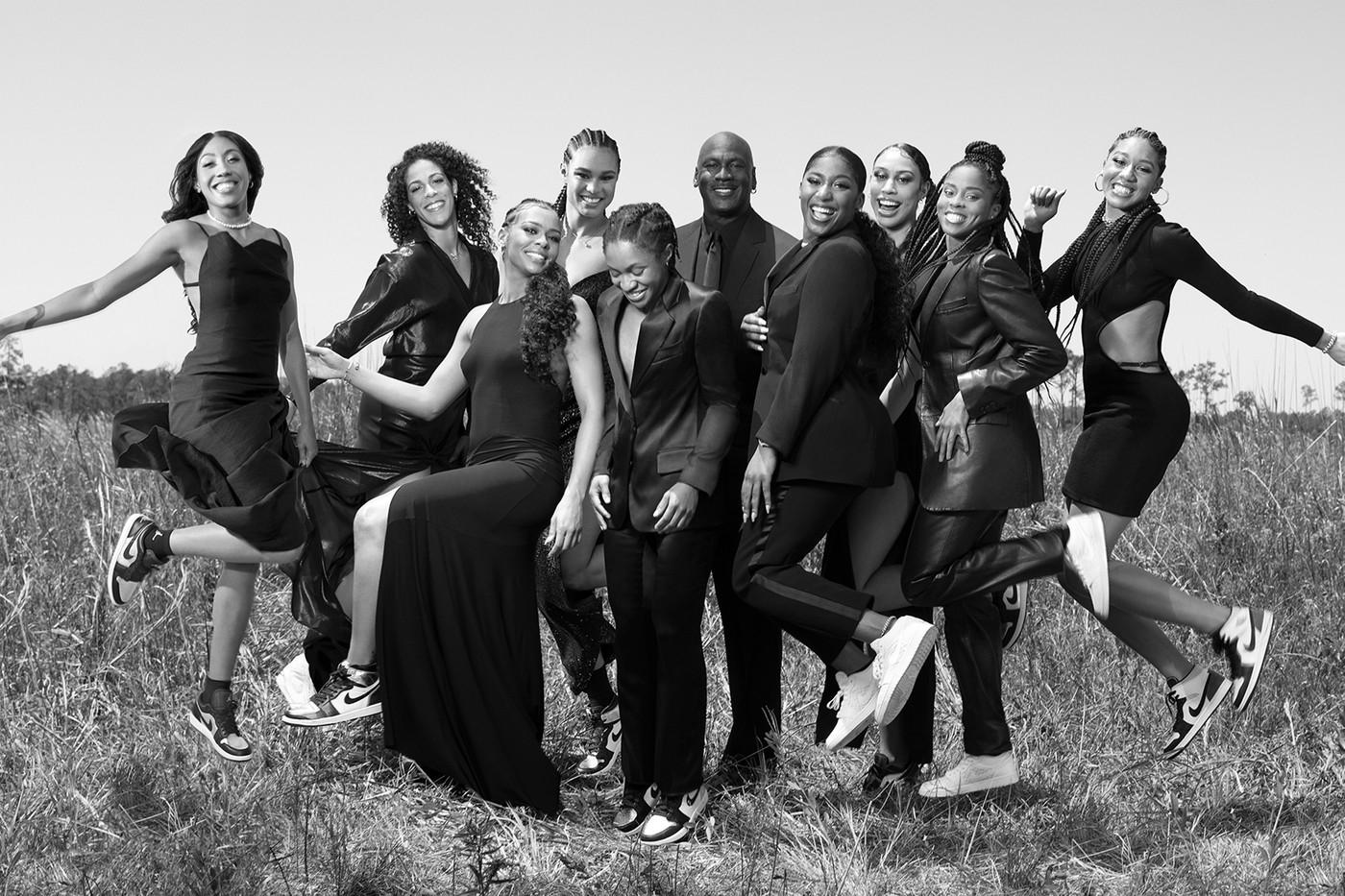 Восемь баскетболисток WNBA стали амбассадорами Nike Jordan - фото №1
