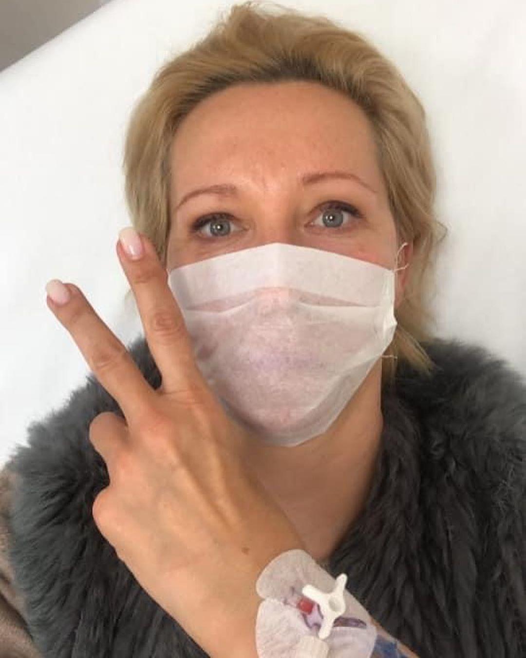 татьяна лазарева в больнице
