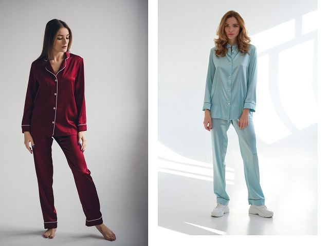 Стильный карантин: подборка красивой домашней одежды от украинских брендов - фото №12