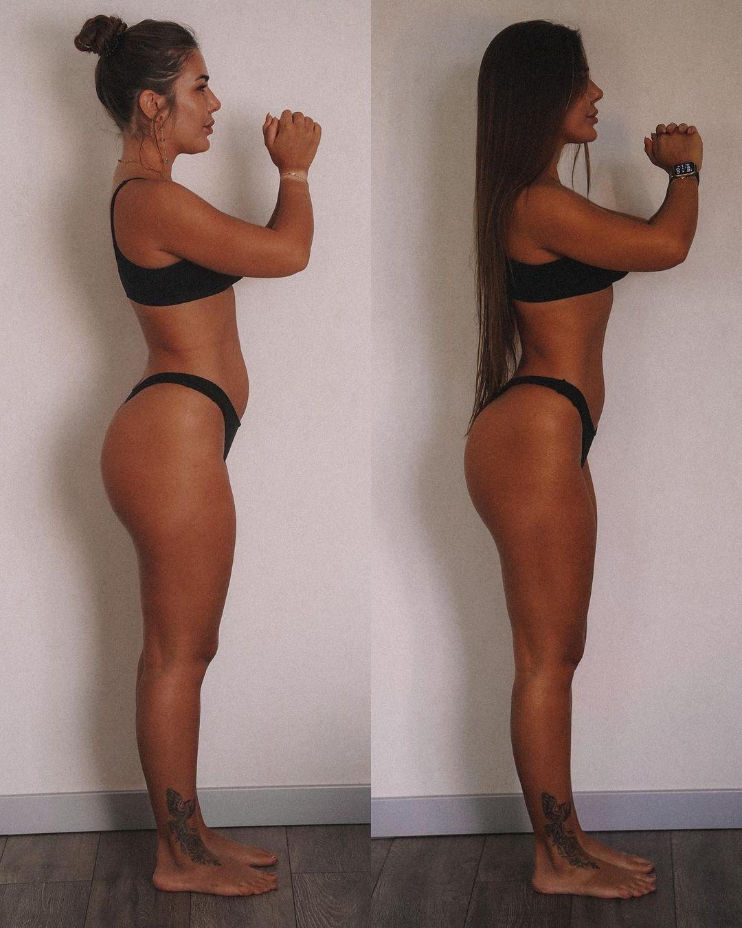 софи стужук до и после похудения