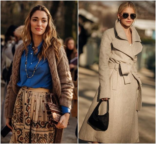 Стритстайл на Неделе высокой моды в Париже: как носить кутюр каждый день - фото №21