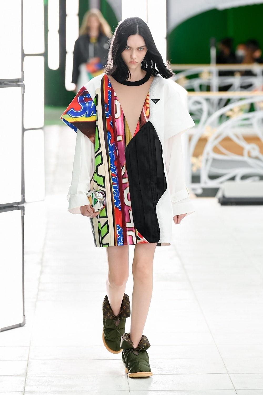 Гид по модным трендам 2021 года в новой коллекции Louis Vuitton (ФОТО) - фото №9