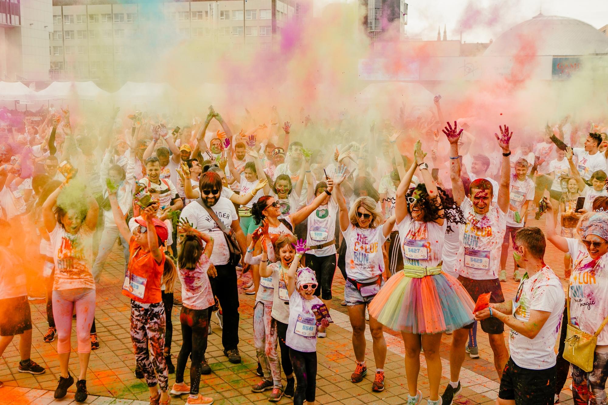 The Color Run 2021