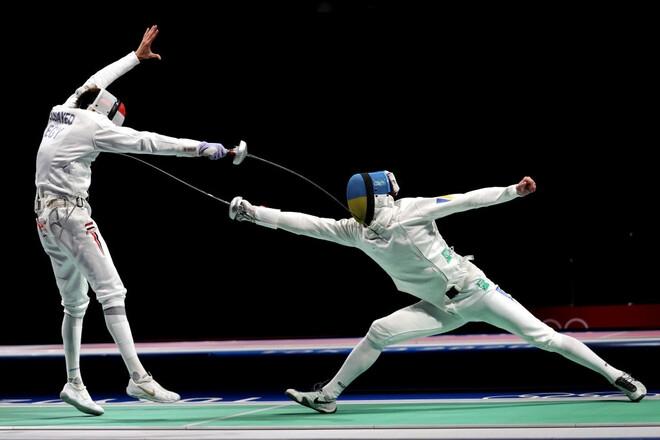 Фехтовальщик-шпажист Игорь Рейзлин принес Украине вторую медаль в Олимпийских играх в Токио - фото №2